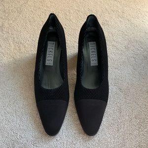 Nickels Black Heel Shoes